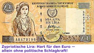 Zypriotische Lira