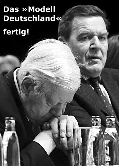 Die letzten beiden SPD-Kanzler Deutschlands — KoKa Augsburg